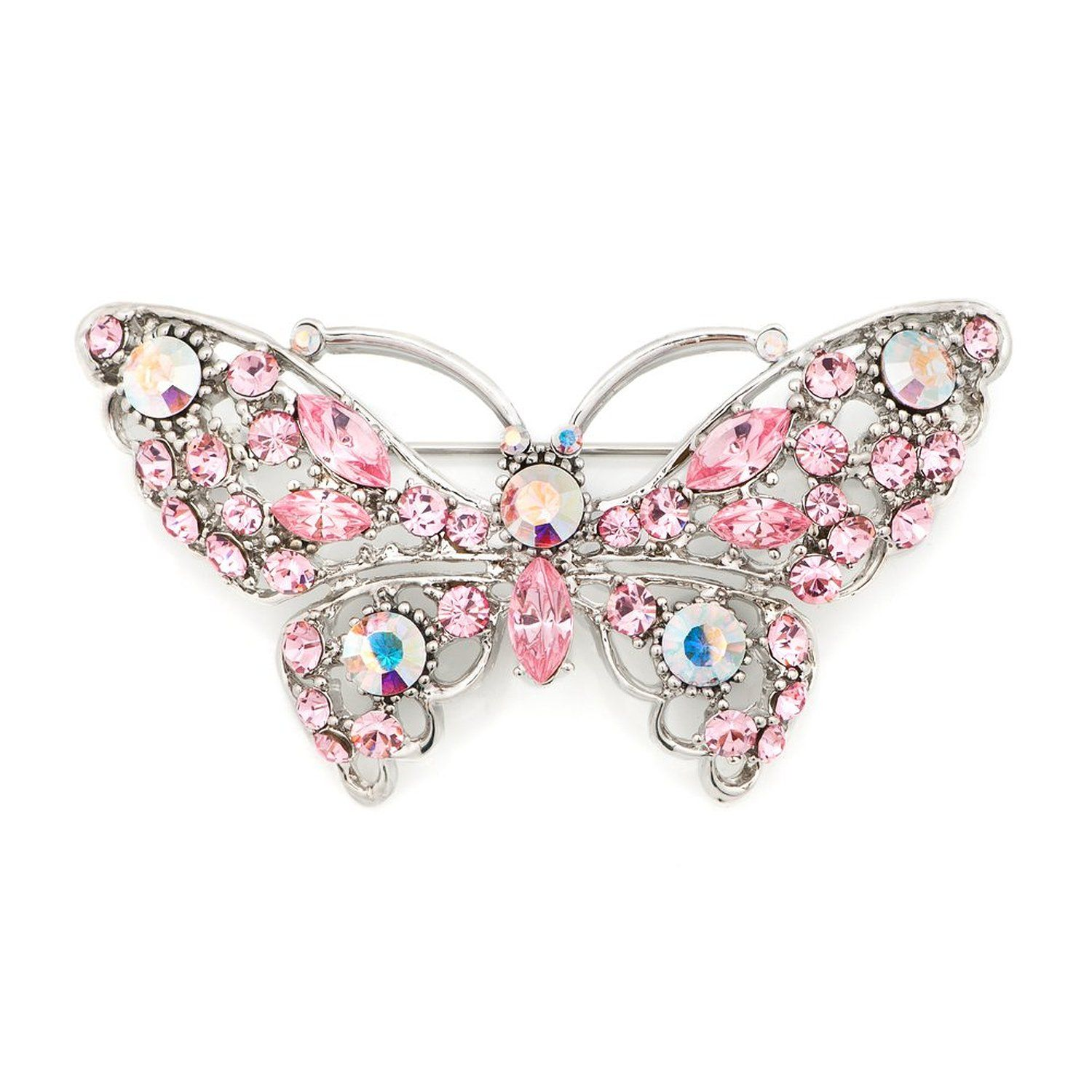 Amazon com: Mother Gift Butterfly Jewelry Cheap Brooch Pin