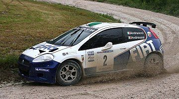 Fiat Grande Punto S2000 Rally With Images