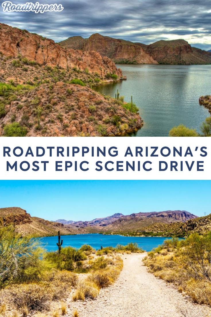 Epic Drives Exploring Alberta Canada In A 2015 Nissan Gt R: Conquer The Apache Trail: A 120-mile White-knuckle Scenic