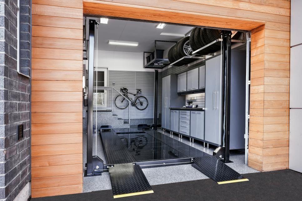 10 Garage Storage Ideas for Oversized Items Garage storage, Garage