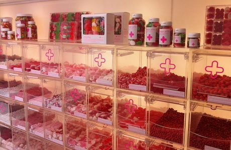 Happy Pills Barcelona, great concept - great sweets!
