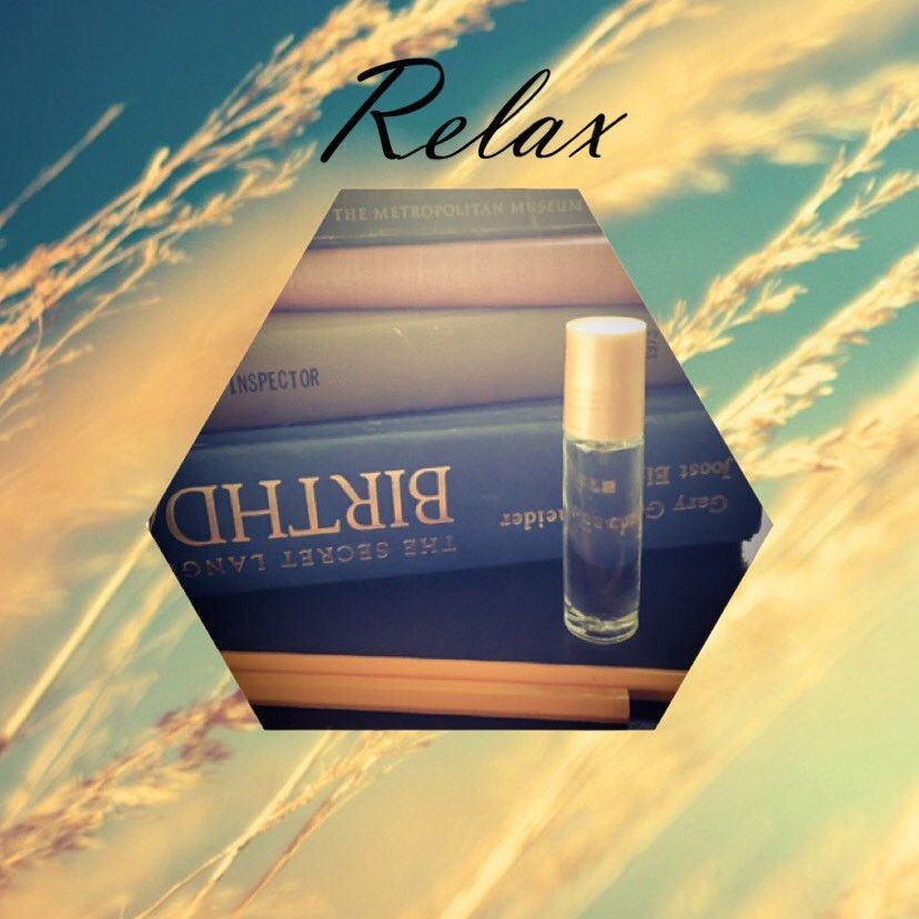 Anti stress roller ball essential oils | Coconut Oil ...