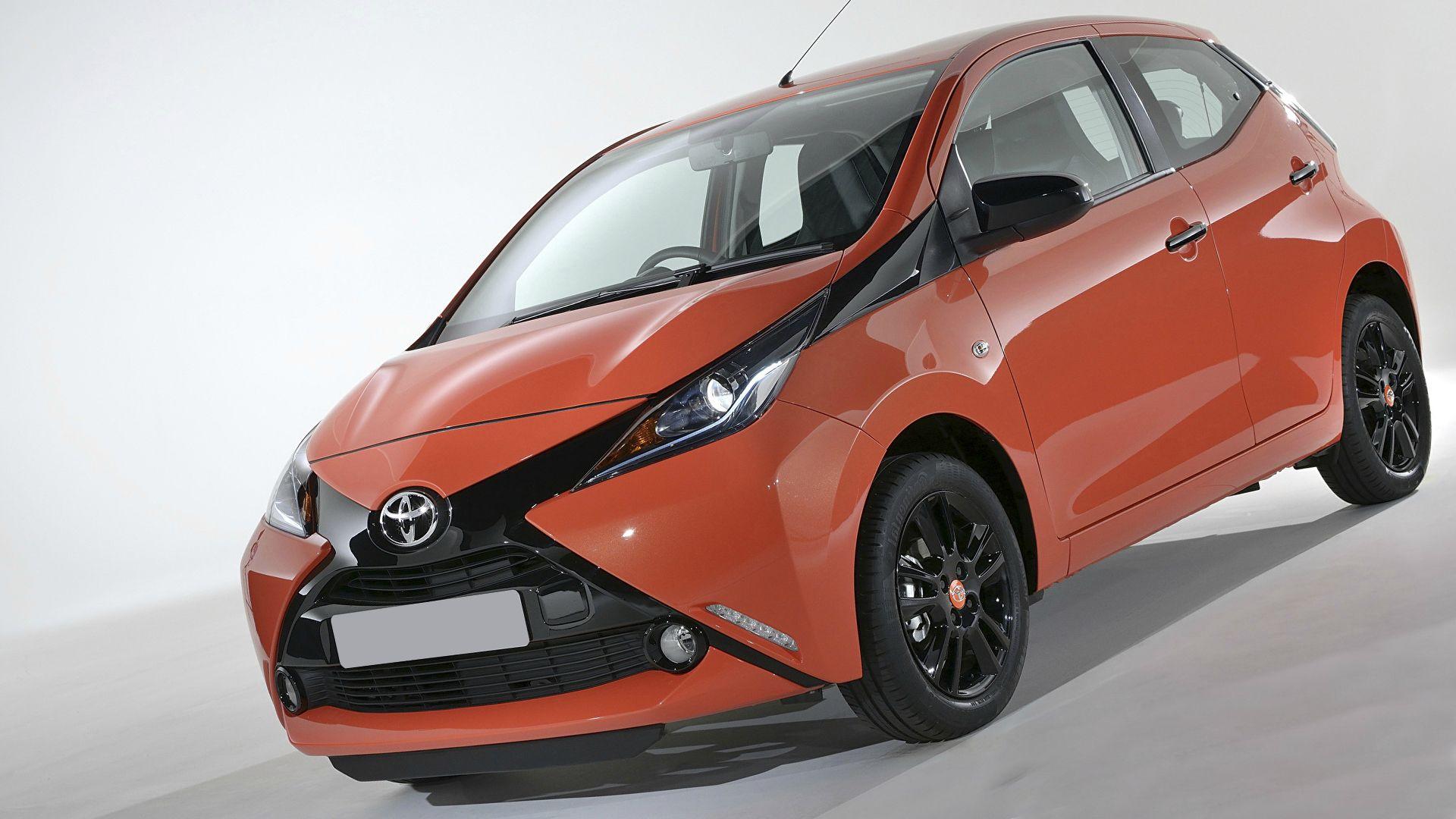 New 2019 Toyota Aygo Price
