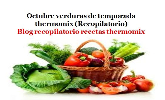 Receta hecha, probada y testada por Blog Recopilatorio de recetas Tere y Merchy.     Hoy vamos hacer un repaso de recetas con las ve...