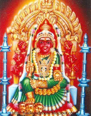 Samayapuram Mariamman Wallpaper