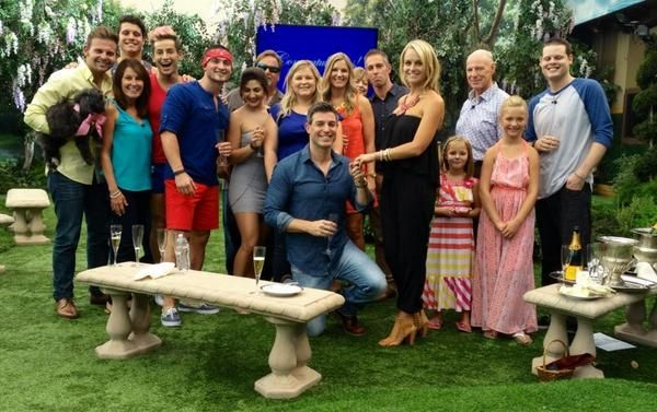 Morty's TV The Big Brother 16 Live Feeds Daily Update | Big