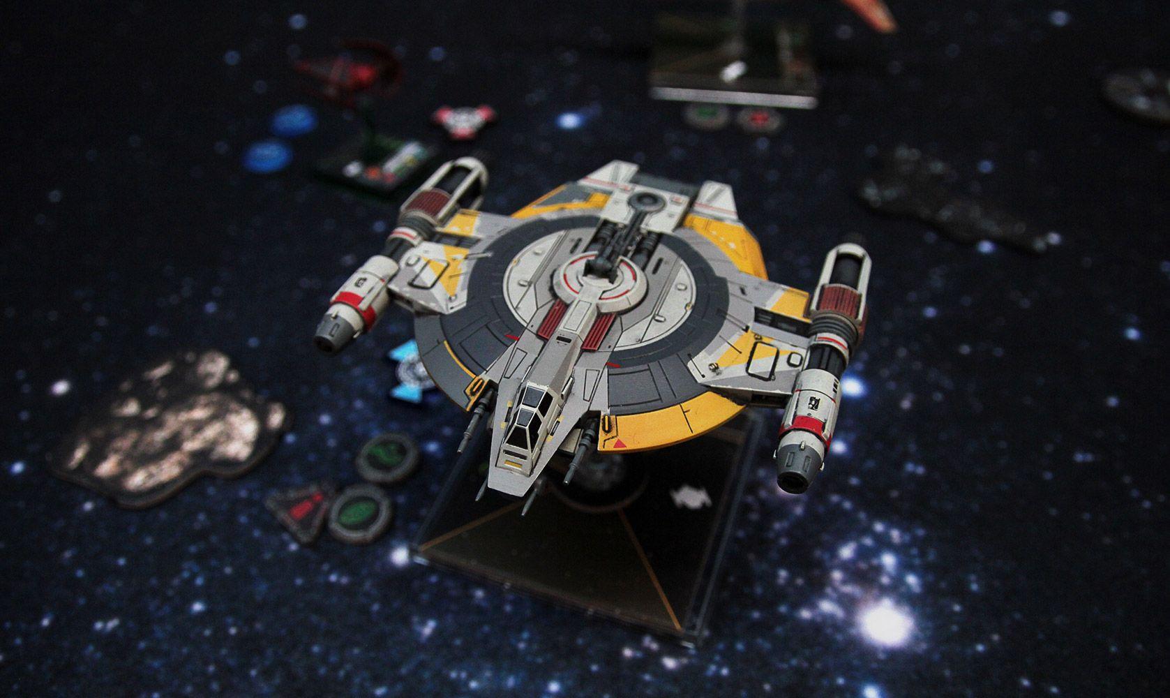 X Wing Miniatures Mat