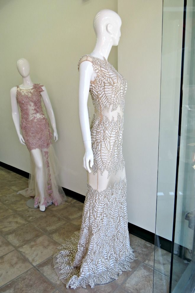 Now Open Azzure Couture Special Occasion Dresses Fashion District Special Occasion Dresses La Fashion District