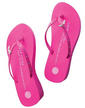2505e2a2d22 Shop now  Hot Pink Vegas Platform Flip Flop by Girl Two Doors Down  26.00   celebrity style