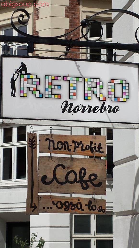 Jaegersborggade Norrebro Copenhagen Denmark Http Www Cafe Retro Dk
