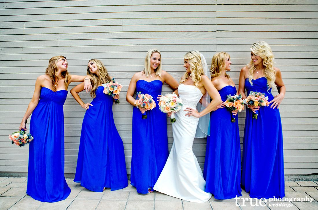 A Collection of 2014 Most Stunning Bridesmaid Dresses | Style ...