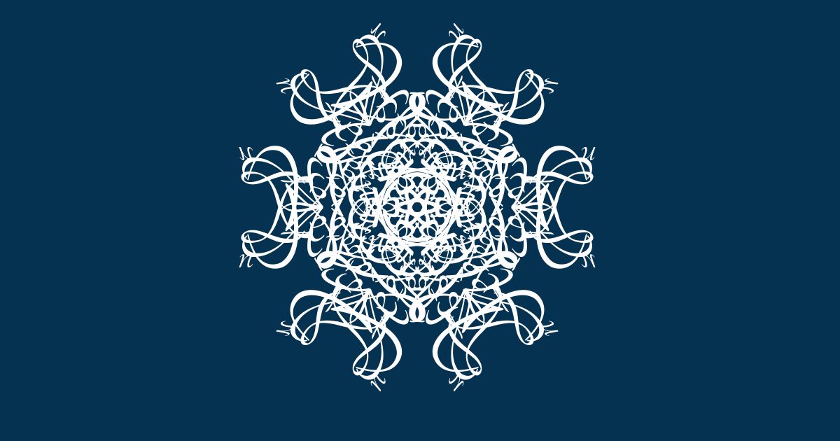 I've just created The snowflake of Vicki Lee Atkinson.  Join the snowstorm here, and make your own. http://snowflake.thebookofeveryone.com/specials/make-your-snowflake/?p=bmFtZT1DaW5keStOb2xlbitNaWxsYXk%3D&imageurl=http%3A%2F%2Fsnowflake.thebookofeveryone.com%2Fspecials%2Fmake-your-snowflake%2Fflakes%2FbmFtZT1DaW5keStOb2xlbitNaWxsYXk%3D_600.png