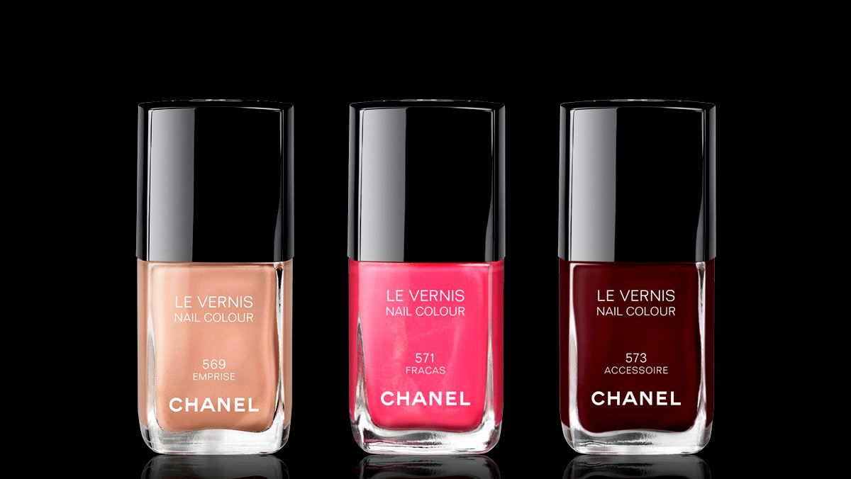FLIRT WITH COLOUR..Chanel New SPRING SHADES