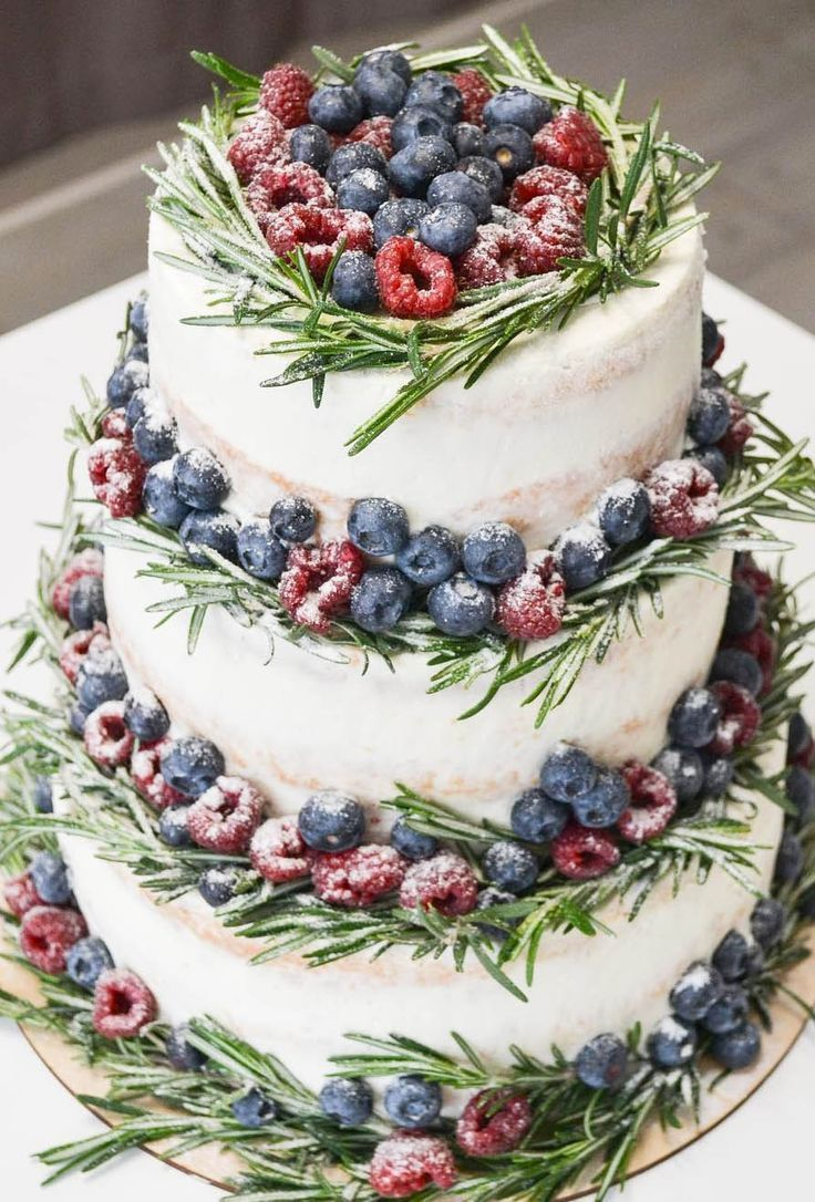 Photo of 30 Fabulous Winter Wedding Cakes We Adore | Wedding Forward