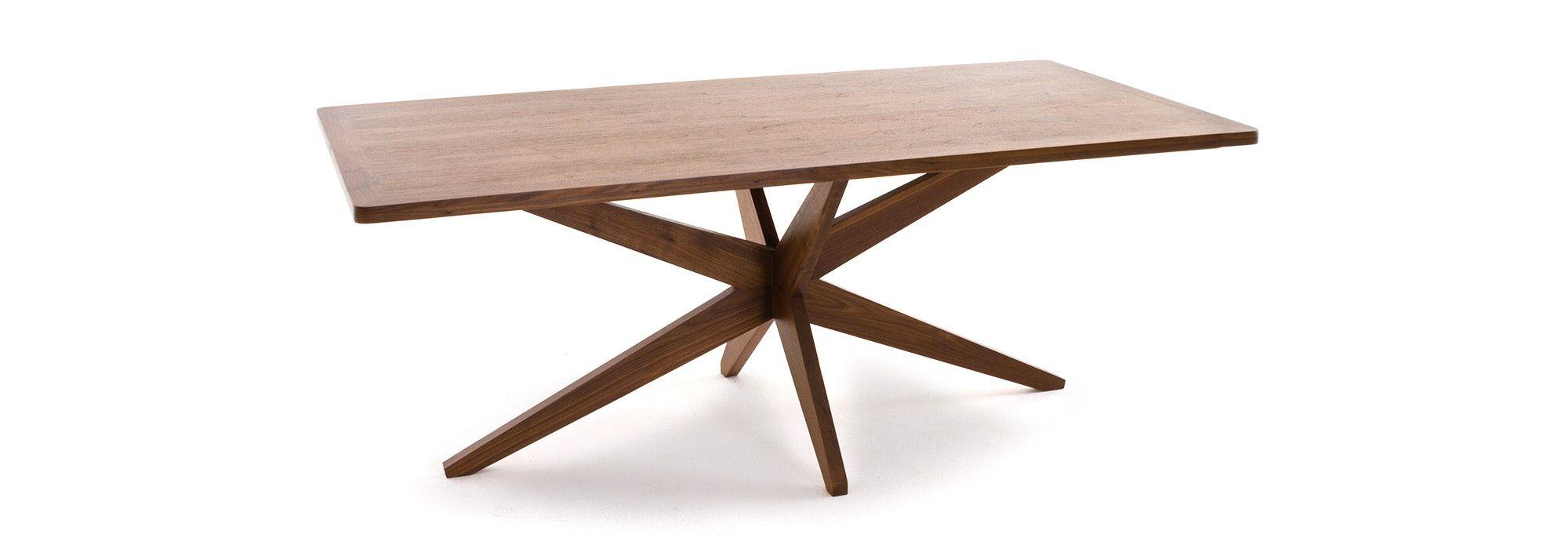 Jax Dining Table Joybird Round Dining Table Modern Mid