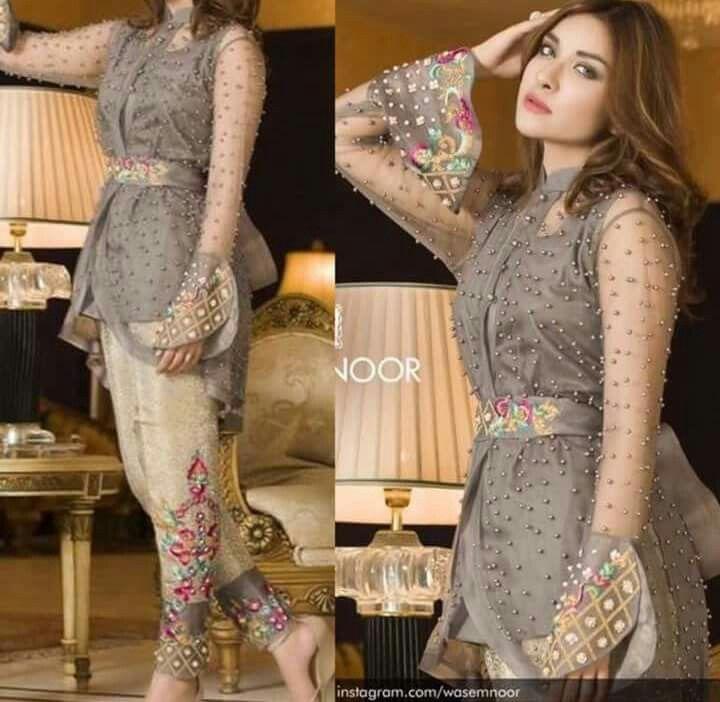 Image result for pakistani short shirts designs net