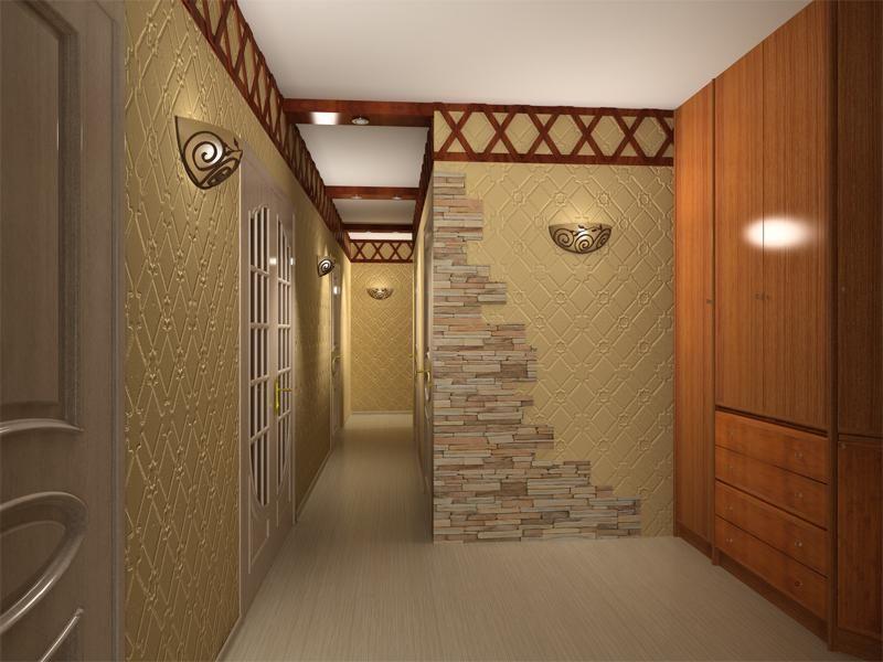 Декор в коридор своими руками