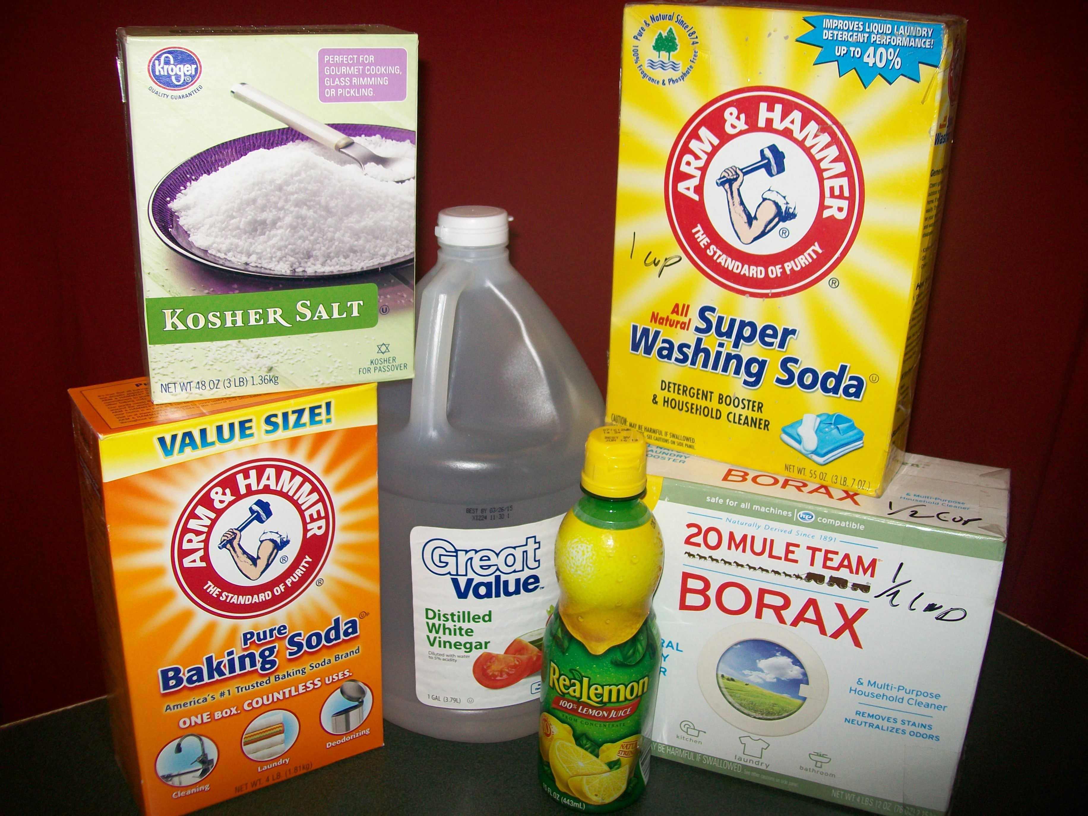 Homesteading Non Toxic Cleaners For The Home Pinterest