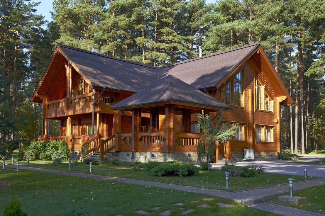 Woody Holzhaus Your Guide To House Hunting Dream Homes Log Homes House Cabin