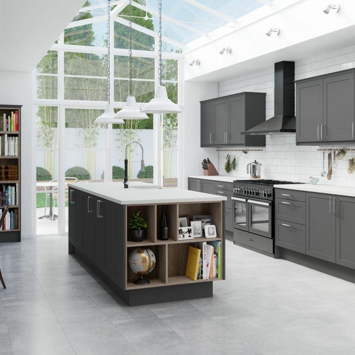▷ 1001 + Ideen für Wandgestaltung Küche zum Entlehnen Pinterest - wand laminat küche