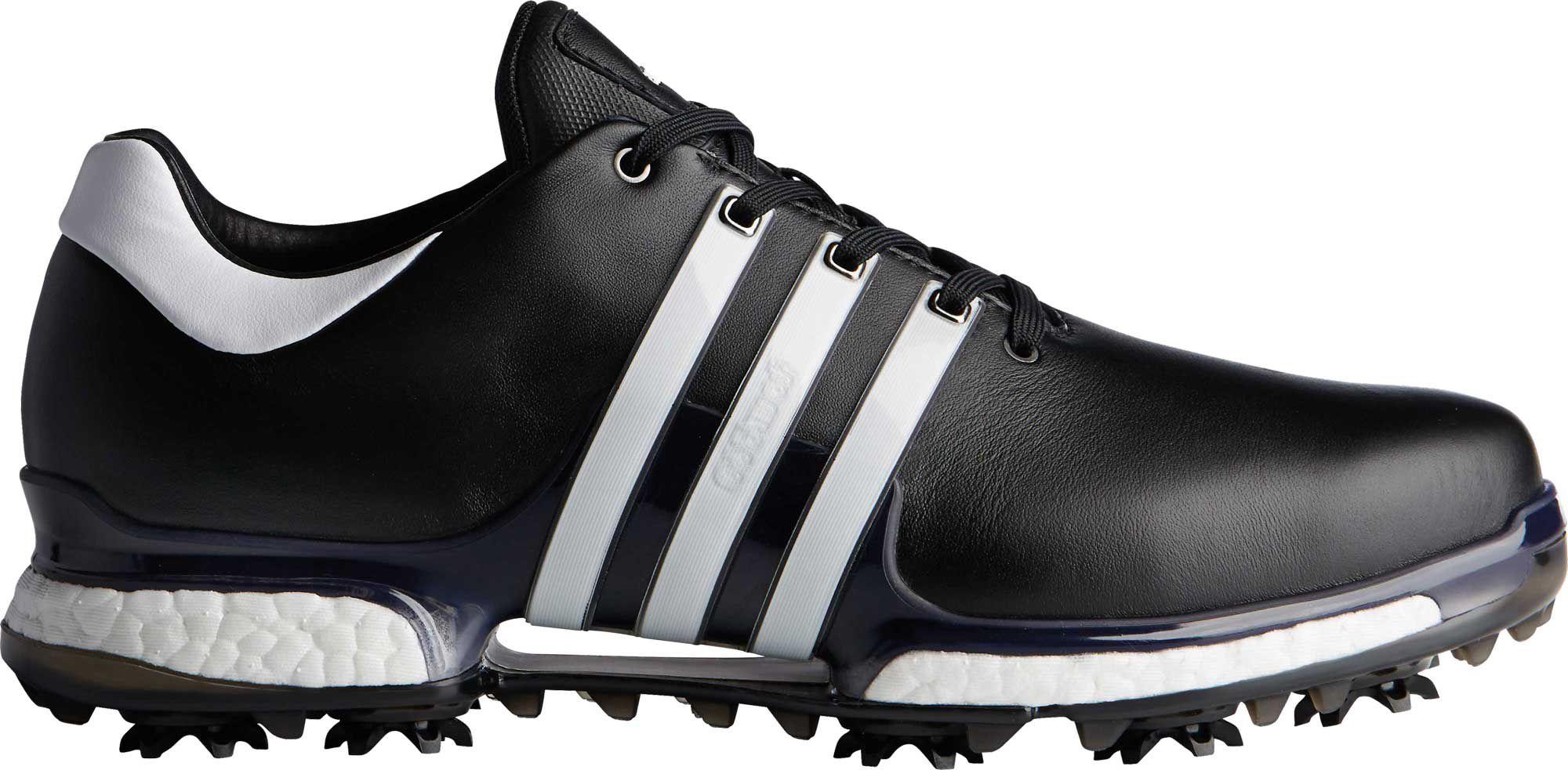 Adidas Tour360 Boost 2 0 Golf Shoes Men S Size 11 5 Black Golf Shoes Adidas Men