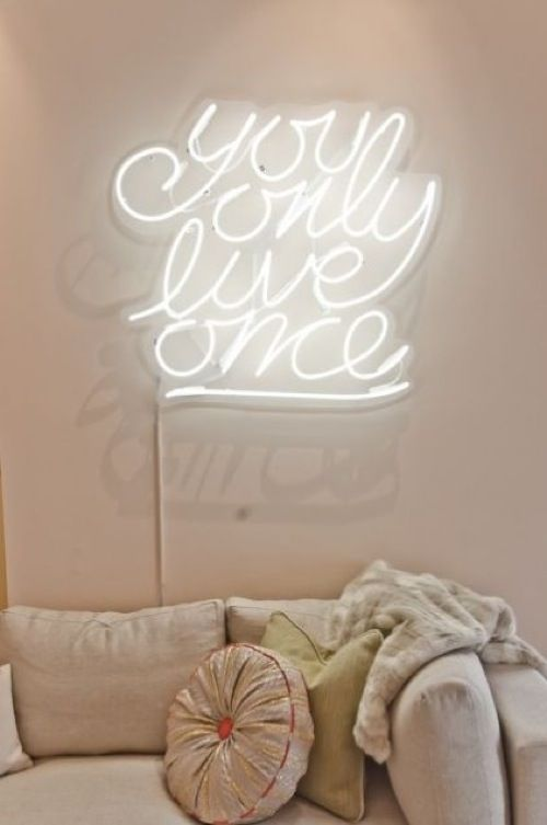 Neon Wall Art méchant studio blog | lights, wall art and art