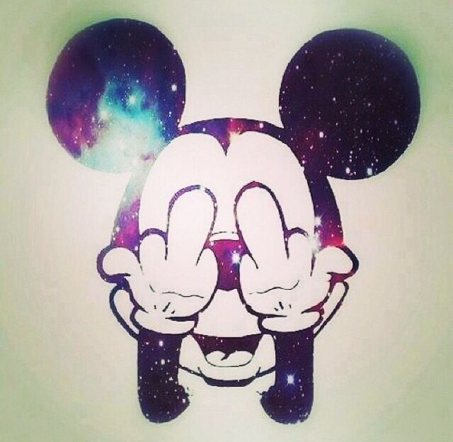 Gangsta Mickey...O My!