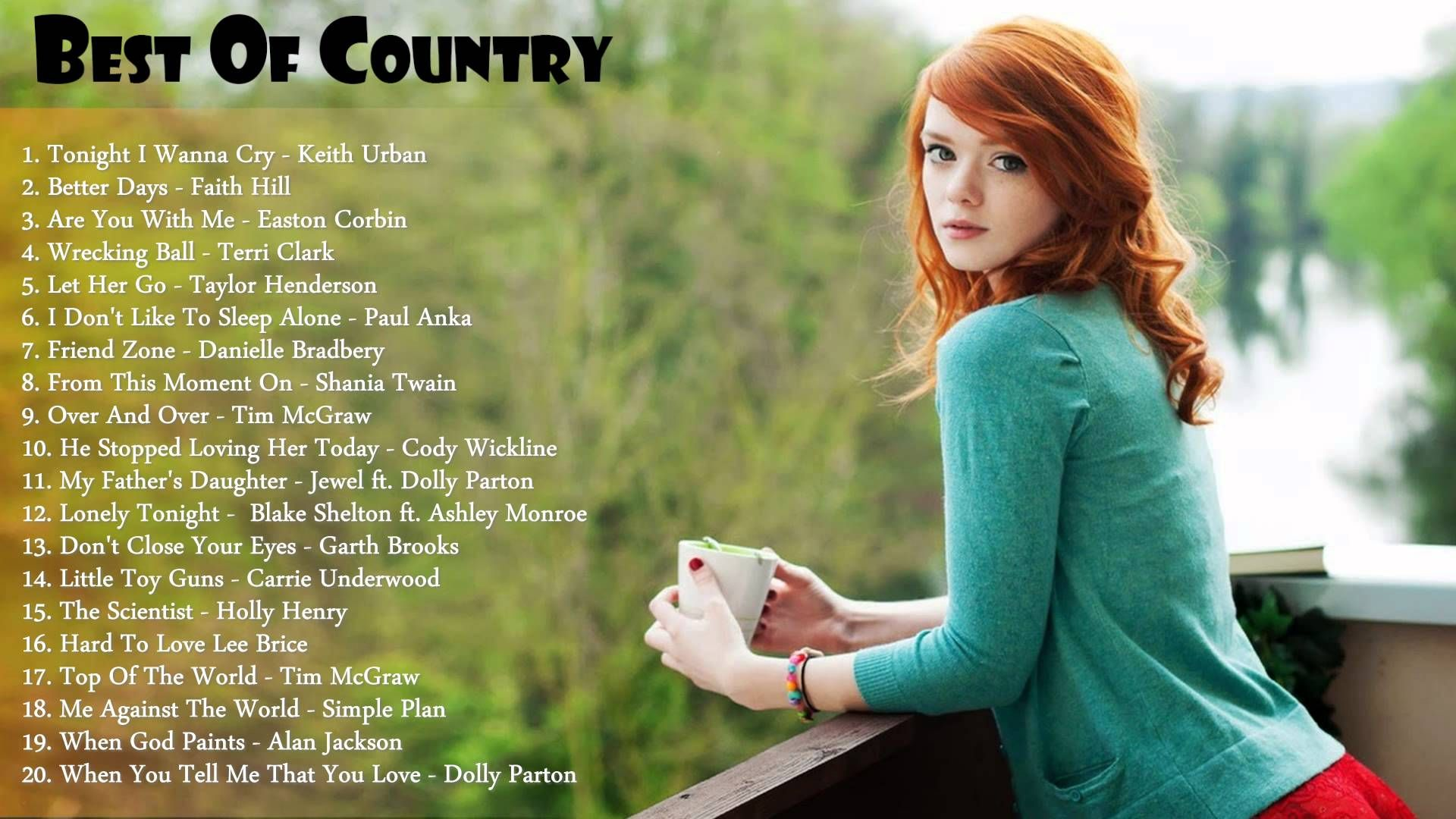 Good Songs Country Some Love Are What