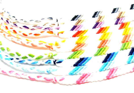 Ombre Summer Bracelets Dont forget to grab a friendship bracelet for your BFF New Ombre summer bracelets in 10 bright colors at