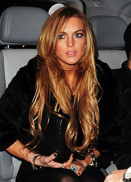 HairTalk®: Hair Talk > Hair Color > what is Lindsay Lohan hair color in this pic? > Page 1