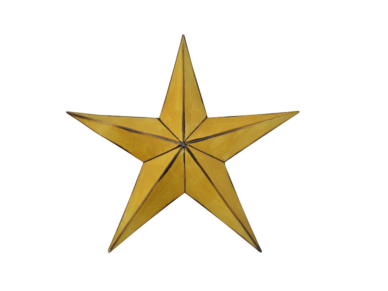 Wall Art Barn Stars-size- 18\