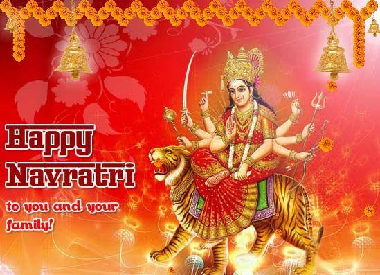how to worship goddess durga during navratri
