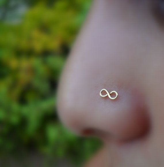Nose Ring Stud Cartilage Earring Tragus Stud Earring 14k