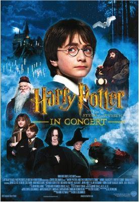 Es Wird Magisch In Unserem Beethoven Saal Harry Potter Und Der Stein Der Weisen In Concert Brin Harry Potter Movies Harry Potter Film The Sorcerer S Stone