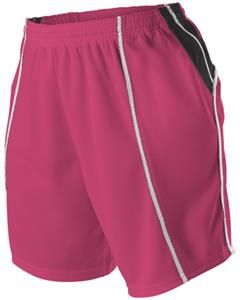 2e9c11d90 Alleson Women's Mesh Multi-Sport Shorts - Closeout | I Sport Soccer ...