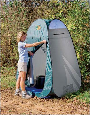 Portable Camp Shower Toilet Enclosure