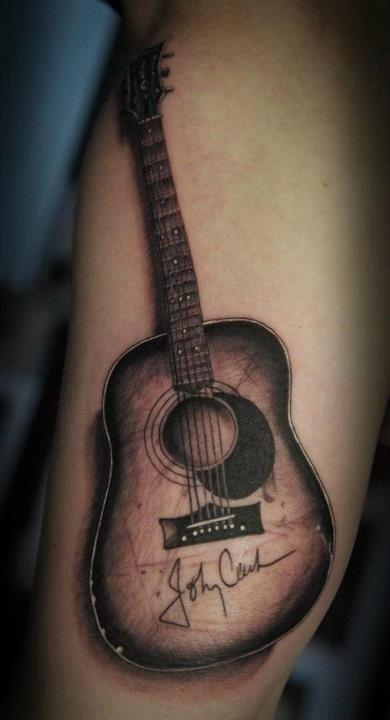 Piercing Tumblr Pesquisa Google Remember Tatouage Guitare