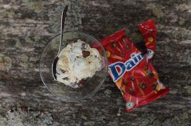 DIY Daim-jäätelö
