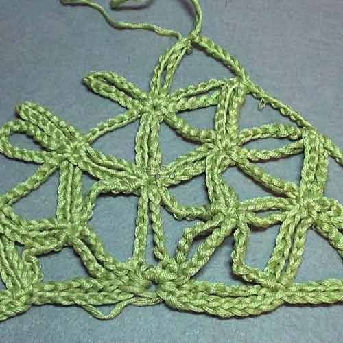 Simple Shawl Chains Shawls And Misc Pinterest Shawl Crochet
