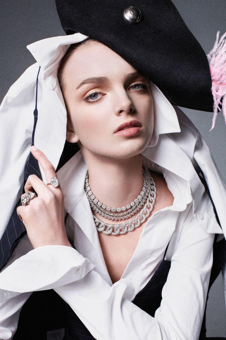 Pirates & Princesses by Carine Roitfeld for Harper's Bazaar US