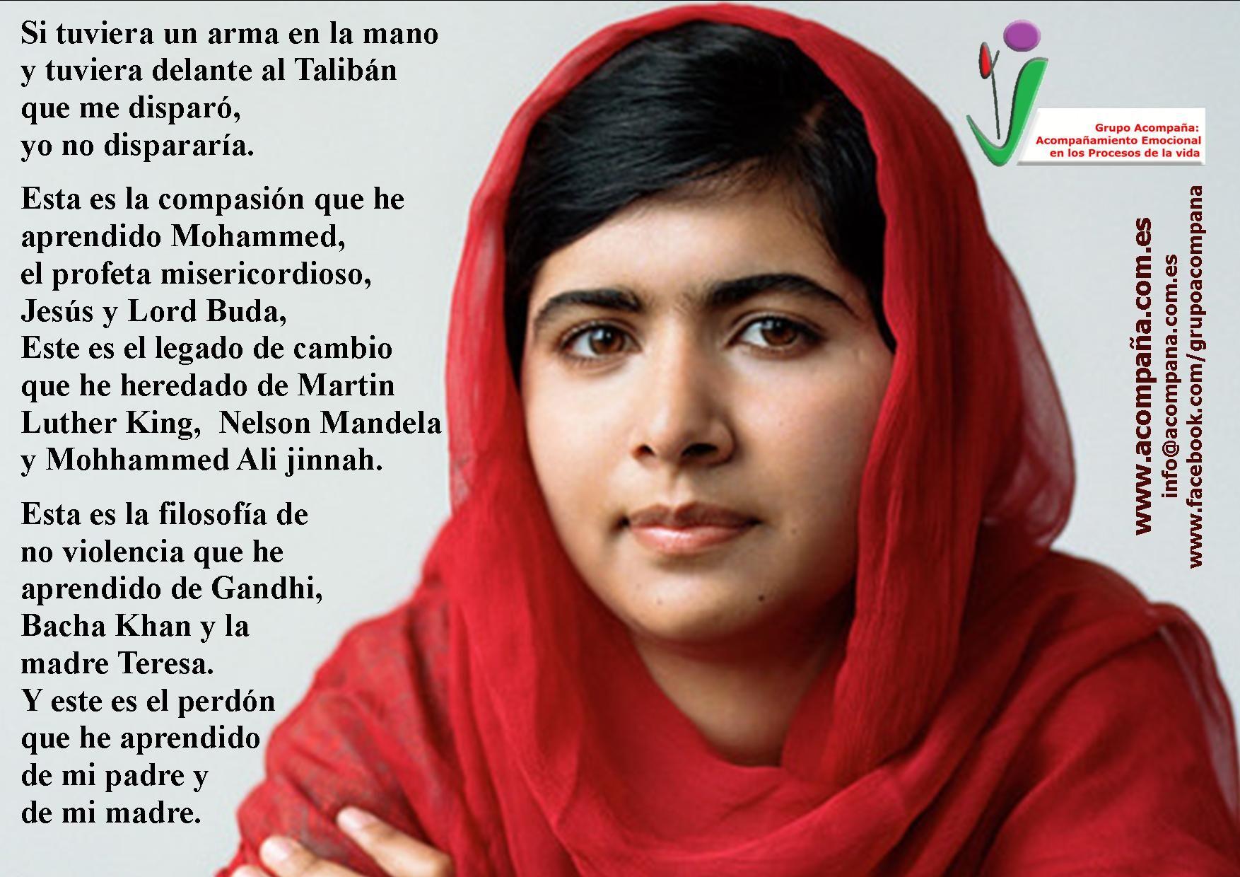 Malala Yousafzai Frases Celebres Buscar Con Google