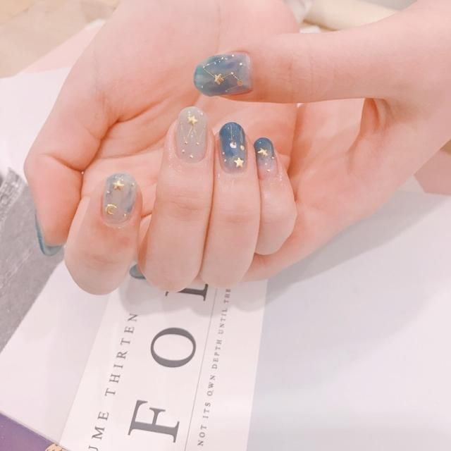 Xingyue Manicure #koreannailart
