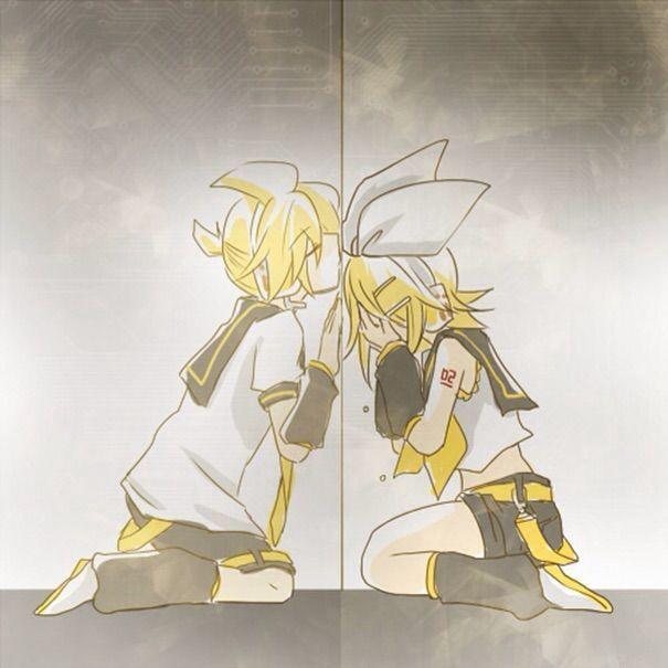 Imágenes De Las Parejas Vocaloid - Rin x Len