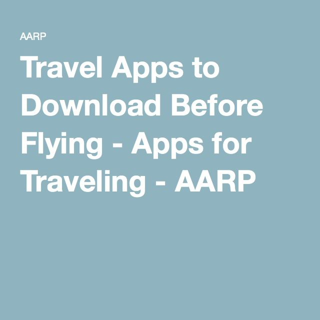 Travel Apps to Download Before Flying or Traveling