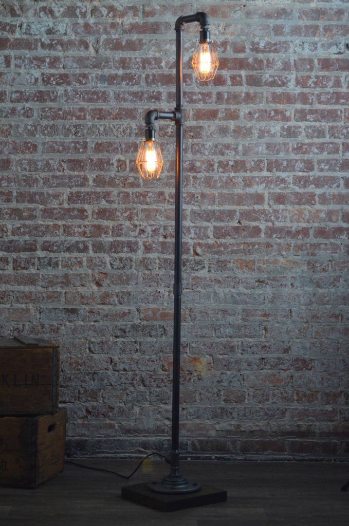 Floor Lamp Model No 1046 In 2019 Lamps
