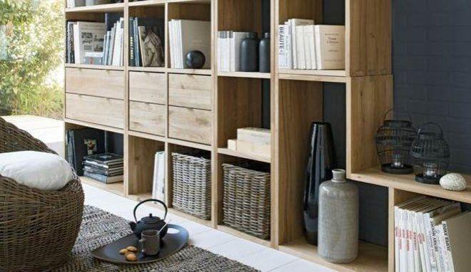belle maison html modules chene massif a assembler oko my fly meuble etagere decoration campagne amenagement salon