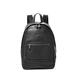 Krøyer Leather Backpack