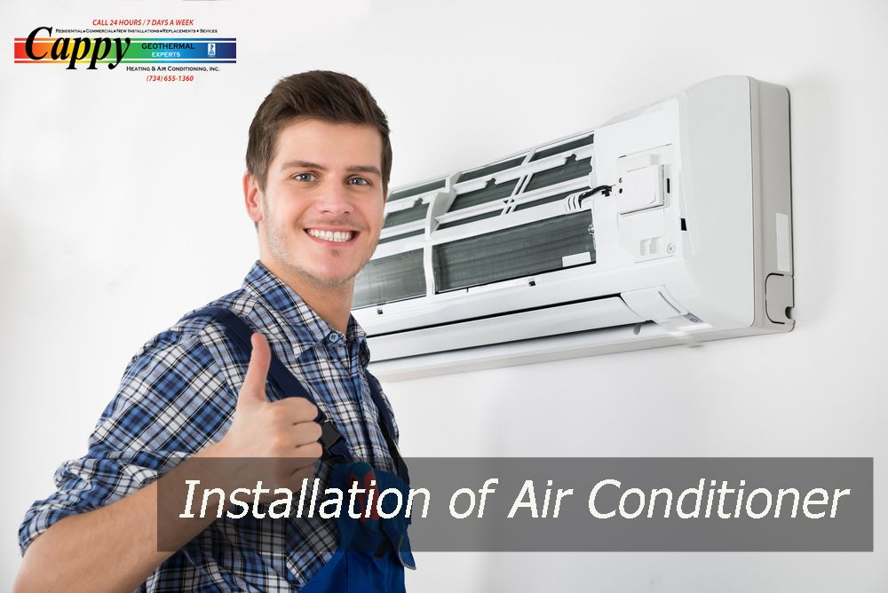 Air Conditioner Installation The Best Way To Make Your Home Cool