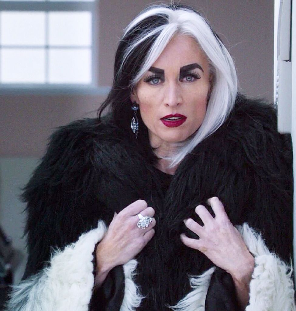 Lucifer Once Upon A Time: Cruella De Vil In Once Upon A Time