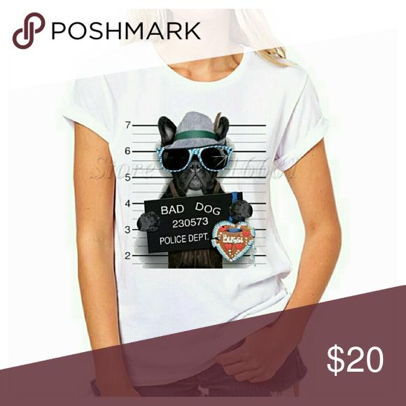 f154fa71 Bad Dog T shirt NWOT PRICE FIRM UNLESS BUNDLED. T shirts run a few sizes